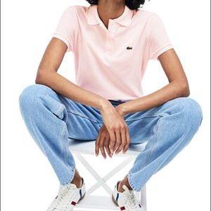 Women's Lacoste Slim Fit Polo Shirt 42